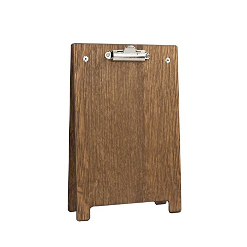 a5-a-frame-clipboard-with-dark-oak-finish-by-chalkboards-uk