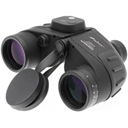 Olivon 7x50 DL Binoculars Waterproof + Compass Black Strap [Ol 335477 ]