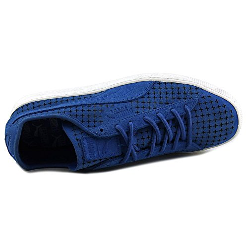 41jXG7QuqeL. SS500  - Puma Suede Courtside Court Sneakers Shoes Perforated
