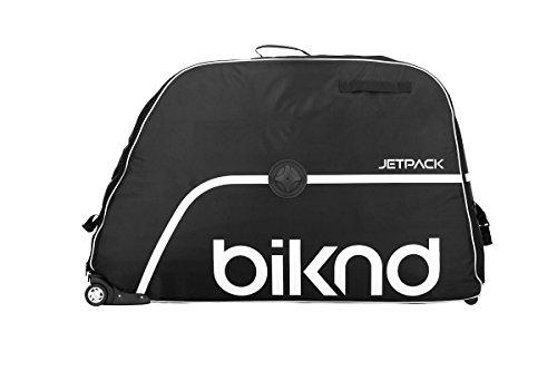 Biknd Jetpack Fahrradtasche schwarz 70 x 24 x70 cm, 118 L