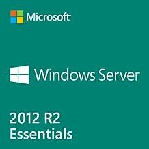 Microsoft Windows Server Essentials 2012 R2 x64 - Sistemas operativos (Fabricante de equipos originales (OEM), 60 GB, 2 GB, 1,3 GHz, Inglés)