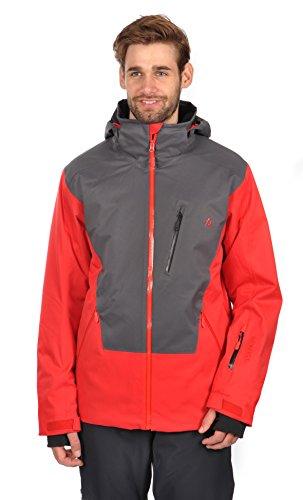 Völkl Rtm Jacket Iron/Red 50