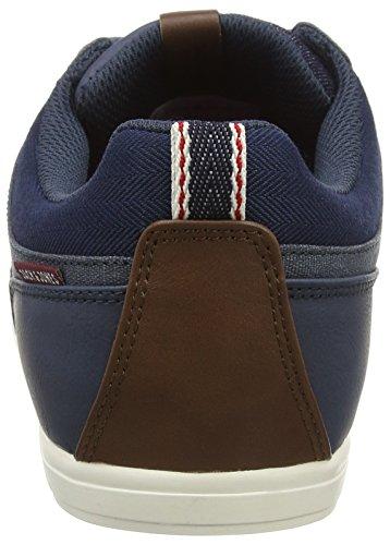Jack & Jones Vaspa, Baskets Basses Homme Bleu - Blue (Navy Blazer)