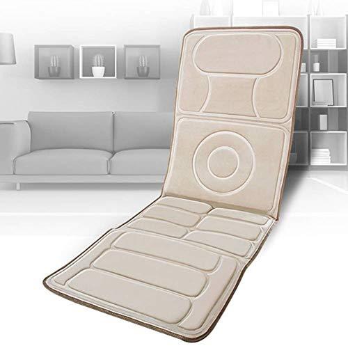 GUAN - heiße kompresse Massage - Matratzen, Polster ganzkörper - elektrische haushalts - multifunktions - Massage Kissen (Schwingung Rücken Massagen)