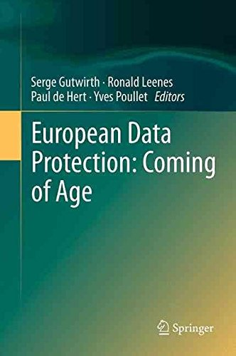 [(European Data Protection: Coming of Age)] [Edited by Serge Gutwirth ] published on (December, 2014)