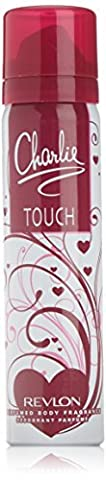 Charlie 75ml Touch Perfumed Body