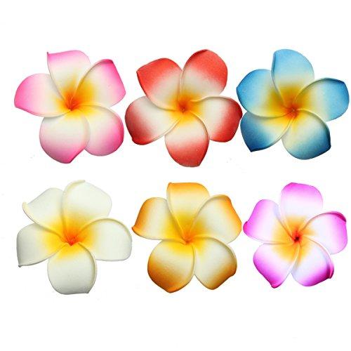 Hawaiian-Plumeria-5-cm-accesorios-de-pelo-con-diseo-de-clips-de-pelo-para-playa-de-novia-de-flor-y-espuma-en-forma-de-flor-para-las-mujeres-nias