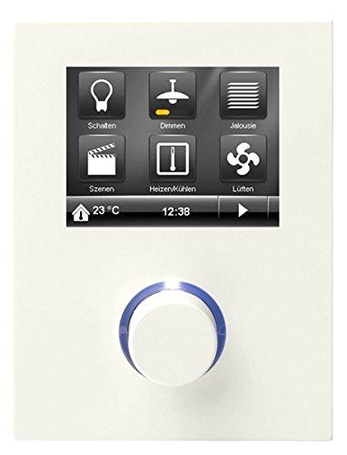 Siemens Indus.Sector Raum Controller 5WG1204-2AB31 Touch-Screen Bussystem-Systemschnittstelle/Medien-Gateway 7612914094582 (Gateway-touchscreen)