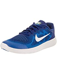 Nike Free RN 2 (gs), DEEP ROYAL BLUE/WHITE-SOAR