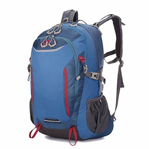 Outdoor Sport Tasche Multifunktional Wasserdicht Praktisch Rucksack Blue