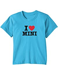 Touchlines Kinder T-Shirt I love Mini, KID212