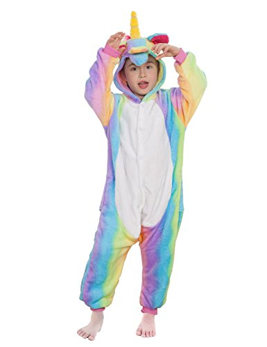 Lath.pin costumi carnevale abbigliamento halloween unisex pigiama bambini tuta pigiama animali fumetto regali di natale