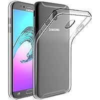 Coque Samsung Galaxy J7 2017, ViViSun Housse de Protection en TPU souple transparente pour Samsung J7 2017