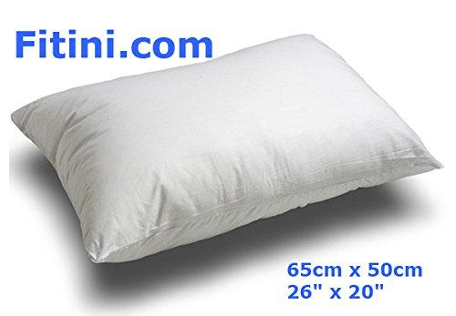 """Oreiller de Fitini.com pour dormir comme un Ange (50cm X 65cm - 20"""" X 26"""")"""