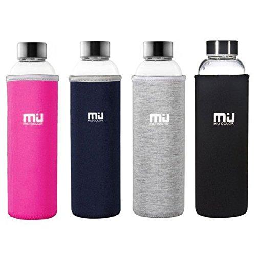 MIU-COLOR-Bouteille-En-Verre-Borosilicate-Portable-Elgante-Bouteille-Avec-Manchon-En-Noprne