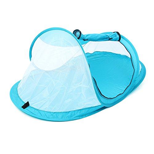 LaDicha Portable Pop up Beach Zelt Baldachin Sonnenschirm Schutz Anti-UV-Baby Reisen...