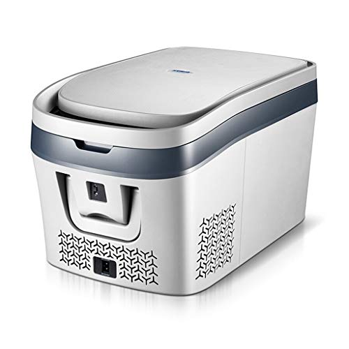 Stilvolle Einfachheit Kompressor Auto Kühlschrank Gefrierschrank Mini Kleine Auto nach Hause Dual-Use-Kühlung 12 V-24 v Kann Einfrieren Tragbare, CZ