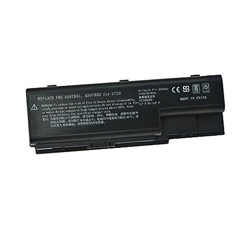 Akku für Acer Aspire 8920 8920G 8930 8930G Extensa 7230 7630 14,8V BT.00603.033