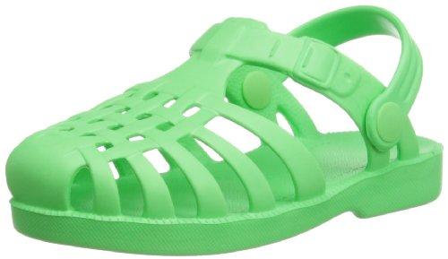 Playshoes 173990, Sandali da Mare Unisex Bambino, Verde (Grün (Grün 29)), 20/21