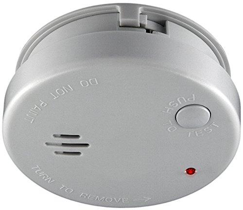 ELRO RM205 Mini-Rauchmelder / Rauchwarnmelder mit 5-Jahres Lithium Batterie