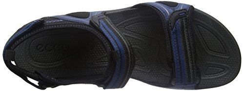 Ecco Cruise, Chaussures Multisport Outdoor Homme Bleu (59979Poseidon/Black)