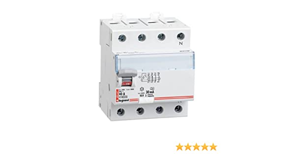 Legrand 009142 FI 63A 4P 30MA TYP A: Amazon.de: Gewerbe, Industrie ...