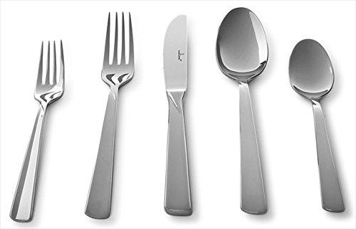 Culina® Verano 20 Teile, Besteck für 4 Personen, 18/10 Edelstahl, veredelt