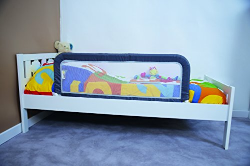 Safety 1st Portable Bed Rail (Dark Grey)