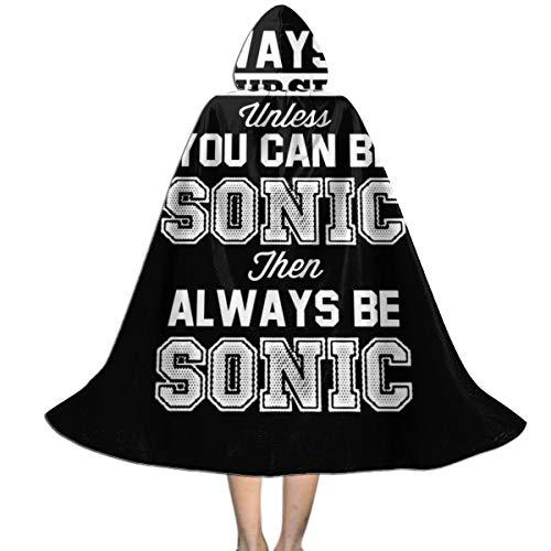 Sonic Der Igel Kostüm Kinder - NUJSHF Always Be Yourself Unless You
