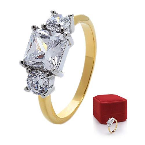prettique Stars&Royals Damen Ring Meghan - Empfohlen von Bunte.de