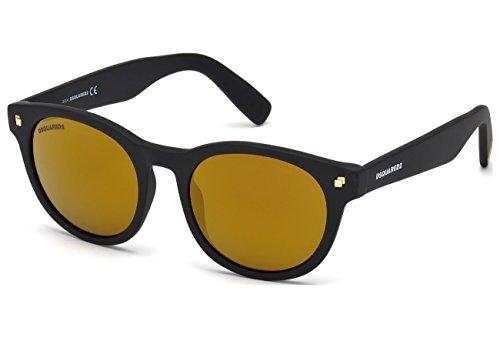 Dsquared2 DSQUARED Sonnenbrille Dq0184 01L (51 mm) schwarz