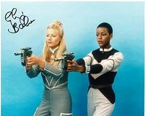Glynis Barber - Soolin (Blake's 7) - Genuine Signed Autograph