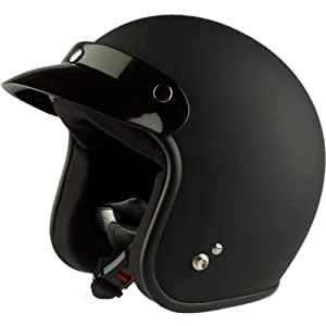 Viper RS-04 Motorcycle Helmet L Matt Black