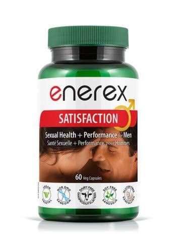 SPORTS NUTRITION SOURCE Satisfaction (pur Männer) - Libido & sexuelle Gesundheit, 60 portionen vegetarisch Kapseln, 1er Pack (1 x 87 g)