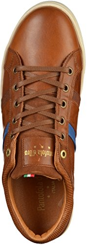 Pantofola dOro 10181017 Hommes Baskets Marron