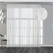 Voile-Vittoria tenda primaverile,leggera trasparente filtrante che permette il passaggio di molta luce, made i