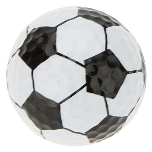 HERME Golf Übungsbälle für Innenbereich/Außenbereich Training, fußball