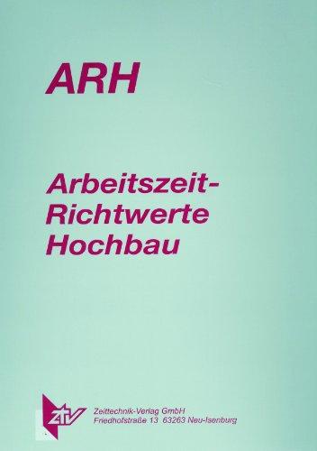 ARH Tabellen Holzbau: Teil 2: Verschalungen und Bekleidungen. Loseblattausgabe.