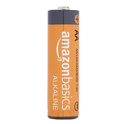 Zoom IMG-2 amazonbasics pile stilo alcaline aa