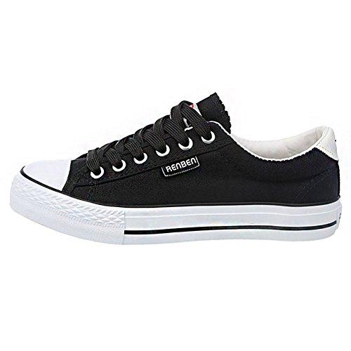 Schwarz Sneaker Low Tops Changkang Damen vI6qwFnR