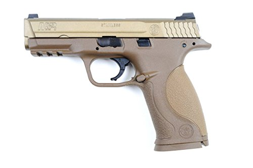 SMITH&WESSON M&P 9 LONG TAN