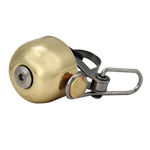 Clásico Bell de la bici de accesorios,Longra alarma retro metal manillar de la bicicleta de Hornos