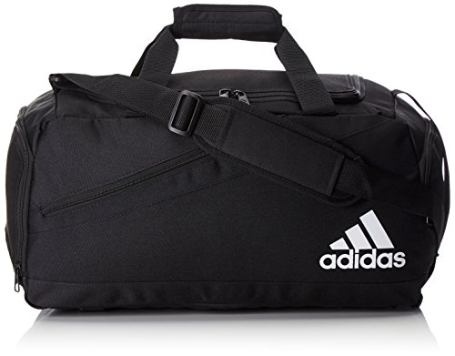 adidas IIC Football Teambag Medium - Black White  29 x 90 x 60 cm  52 l