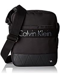 Calvin Klein Jeans Herren MADOX REPORTER Business Tasche Schwarz (Black)