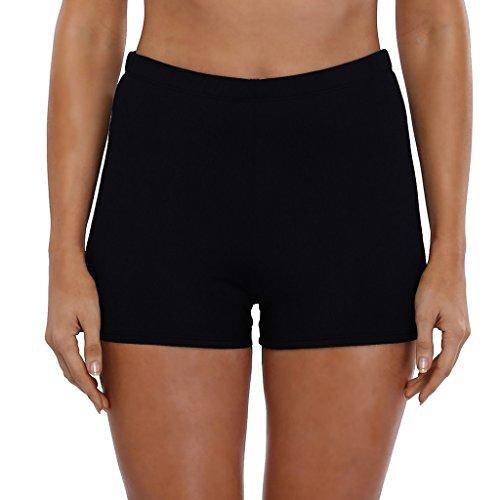 charmleaks-womens-swimming-board-shorts-tankini-bikini-swimwear-swimsuit-bottom-black-12