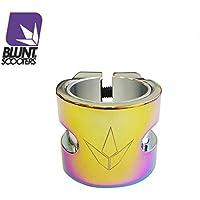 Blunt 2 Bolt Clamp Twin Slit (ölfarbend)