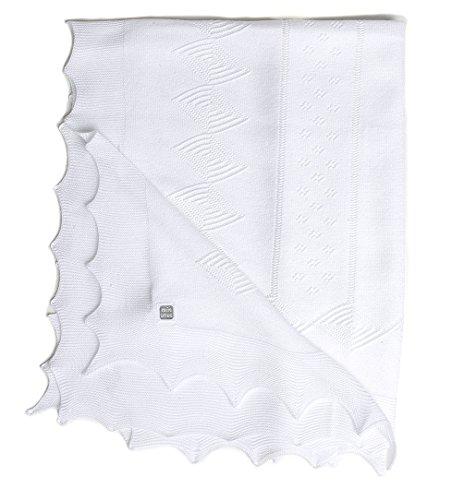 Minutus Toquilla de Dralón 105 Cm Blanca (Rouse)