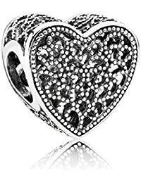 Pandora Damen-Charm 925 Silber rhodiniert-791811