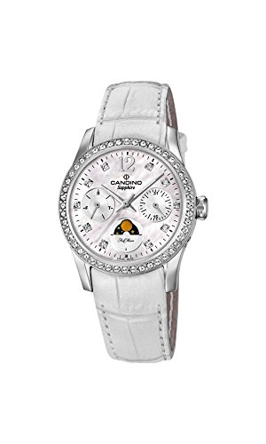 Candino Women's Watch C4684/Moon Phase
