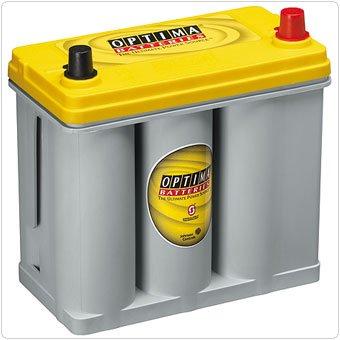 Preisvergleich Produktbild Optima Yellow Top YT R 2, 7 BCI D51R 12V 38AH Batterie
